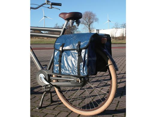 dubbele fietstassen waterdicht