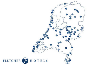 Fletcher Hotelovernachting (2 pers.)