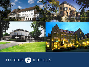 Fletcher All-in Hotelovernachting (2 pers.)