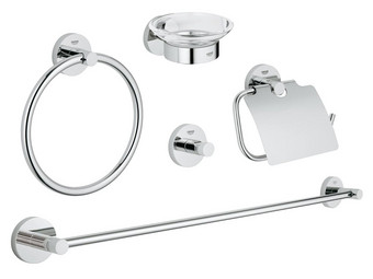 GROHE 5-in-1 Accessoireset