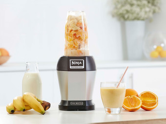 Nutri Ninja Blender | Incl. 2 bekers