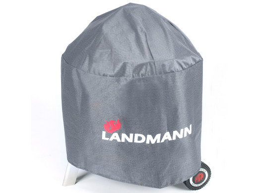 Landmann Holzkohlegrill Kepler 400 : Landmann kepler kugelgrill mit abdeckung internet s best