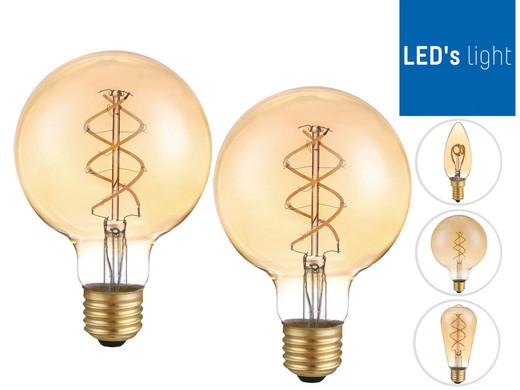LED\'s Light LED Lamp | Dimbaar | 2x 5 W of 4x 3 W - Internet\'s Best ...