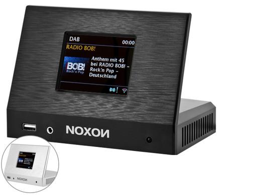 noxon a110 dab wifi internetradio internet 39 s best. Black Bedroom Furniture Sets. Home Design Ideas