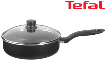 tefal hard titanium schmorpfanne mit deckel 24 cm internet 39 s best online offer daily. Black Bedroom Furniture Sets. Home Design Ideas