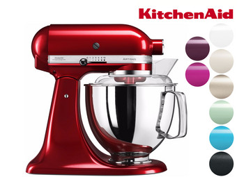 KitchenAid Artisan Elegance KSM175PS Küchenmaschine