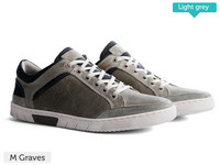 NoGRZ Heren Sneakers Type: M Graves