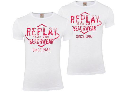 2x Replay T-Shirt