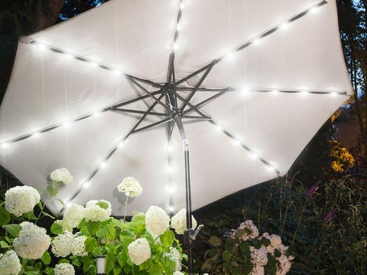 Sonnenschirm Mit Led Beleuchtung Internet S Best Online Offer
