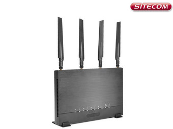Sitecom High Coverage MU-MIMO Wifi Router