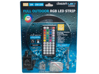 DreamLED Dimmbarer RGB-LED-Steifen | 5 m