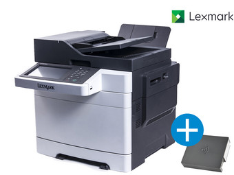 Lexmark CX510de Printer Incl. Wifi Module