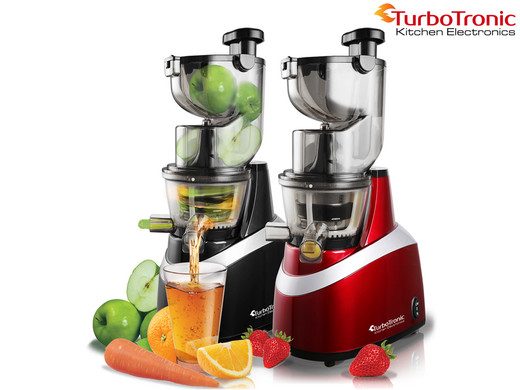Slow Juicer Female Daily : TurboTronic Slowjuicer XL - Internet s Best Online Offer Daily - iBOOD.com