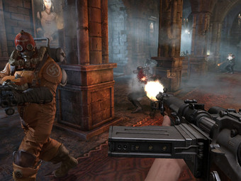 Wolfenstein: The Old Blood (PS4)