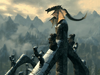 The Elder Scrolls V: Skyrim (PS4)