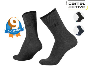 9 Pairs of Camel Active Socks