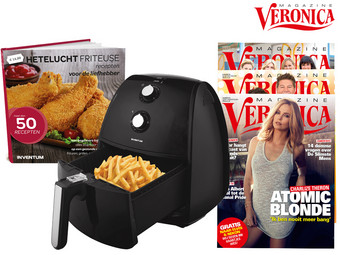 Air Fryer, Kookboek, Veronica Mag.