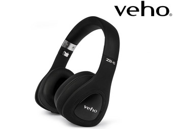 Veho ZB-6 Bluetooth Koptelefoon | On-Ear