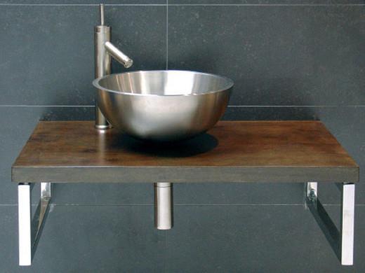 Waschtischplatte Holz l aqua form due waschtischplatte holz s best