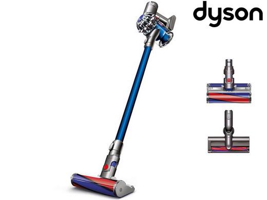 Dyson V6 Fluffy | Draadloze Steelstofzuiger