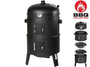 BBQ Collection 3-in-1 Grill und Räuchertonne