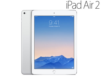 Apple iPad Air 2 | Wifi en 4G | 128 GB