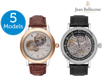 Jean Bellecour Herenhorloge