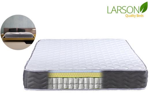 Larson Stockholm Matras : Larson traagschuim matras stockholm 160 x 200 cm internets best
