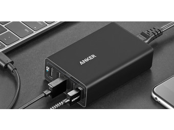 Anker USB Opladers