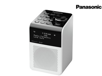 Panasonic DAB Radio with Bluetooth