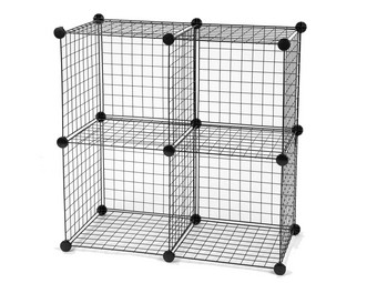 Wire Cube Lagerregal