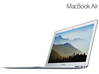 Apple MacBook Air 2017 | 8 GB | 128 GB SSD