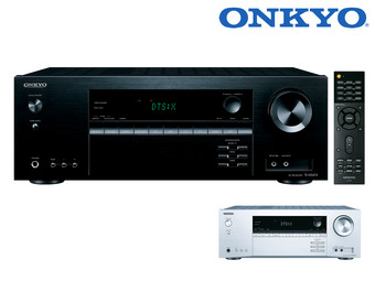 Onkyo Receiver | 4K | Wifi | Bluetooth