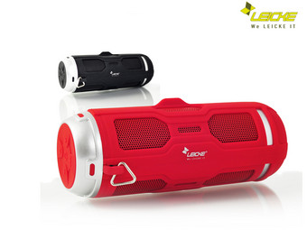 Leicke DJ Roxxx Active Speaker| Bluetooth | FM | 10 W