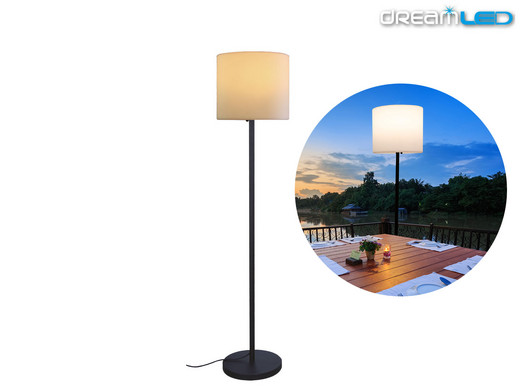 stehlampe fr draussen perfect taupeeiche with stehlampe fr draussen garten stehleuchte luxus. Black Bedroom Furniture Sets. Home Design Ideas