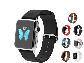 Apple Watch | 38mm | 1e generatie | Stainless Steel
