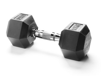 2x Body Sculpture Dumbbell | 10 kg