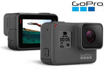 GoPro HERO5 Black | 4K | Wifi & GPS | 2″ Display