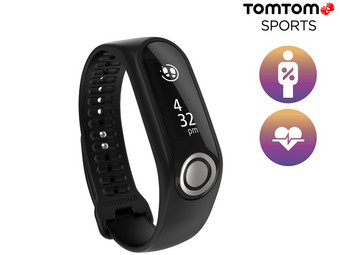 TomTom Touch Cardio + Body  Composition | Activitytracker