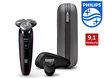 Philips Rasierer 9000 | Wet & Dry