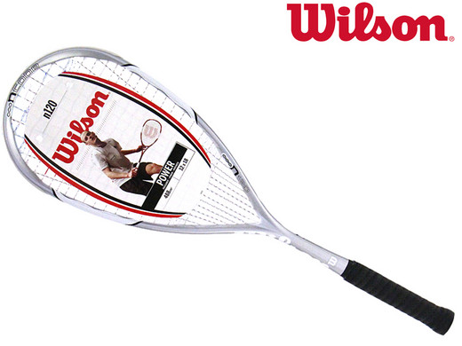 Wilson N120 Squashracket