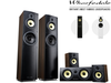 Wharfedale 5.0 Hifi Speakerset