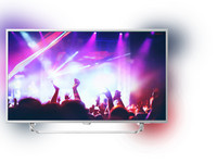 "55"" 4K Ambilight Android Smart TV"