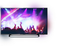 "50"" 4K LED Smart TV + 2-Zijdig Ambilight"
