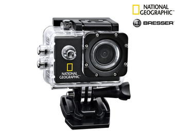 National Geographic Full HD Action Cam