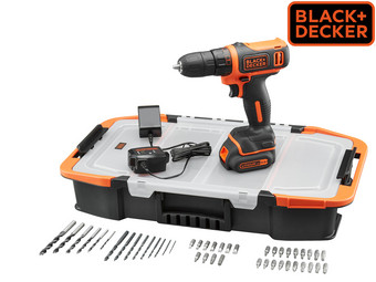 Black & Decker Schroef/Boormachine
