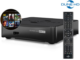 DUNE HD Solo 4K Base Mediaplayer