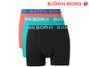 3x bokserki Bjorn Borg Summer Holiday