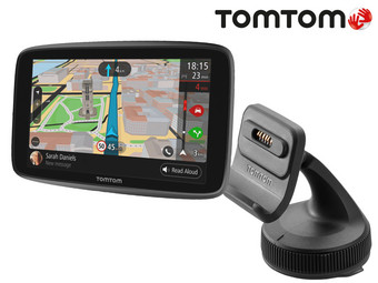 TomTom GO 6200 World Navigation