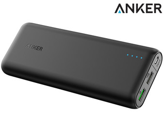 Anker PowerCore 20.000 mAh | Qualcomm Quick Charge 3.0